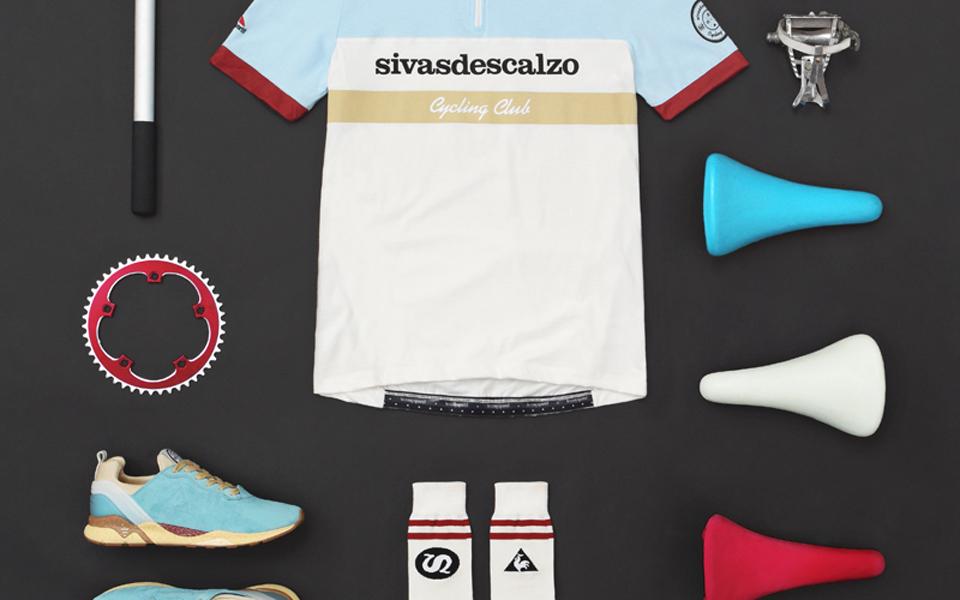 Cycling Club, la colección para locos del ciclismo