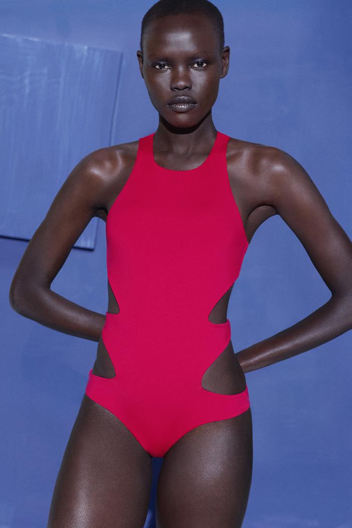 Oysho swimwear colaboracion artista Miren Doiz (23)