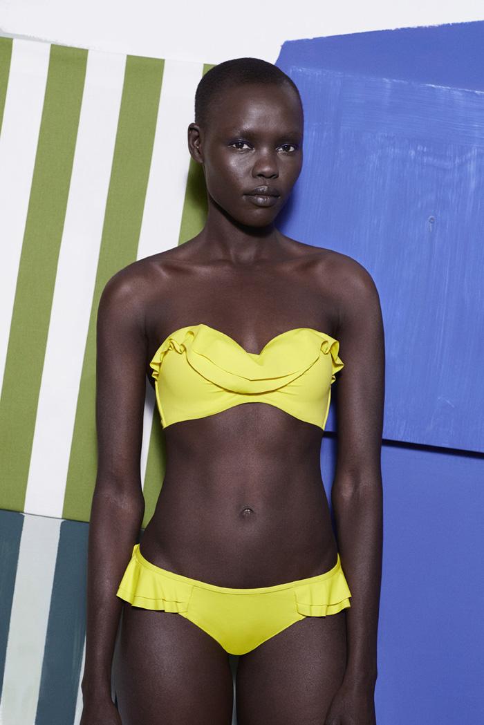 Oysho swimwear colaboracion artista Miren Doiz (3)