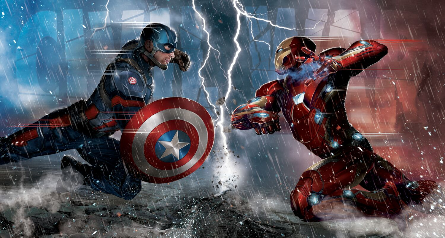'Capitán América: Civil War' en Dolby Cinema