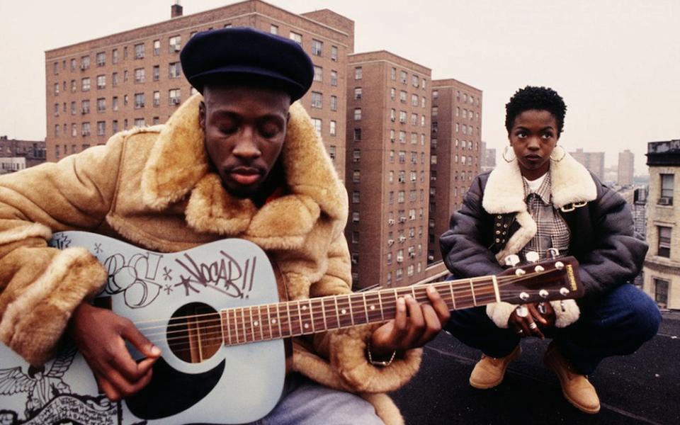 Lisa Leone: fotografiando el mundo del hip hop