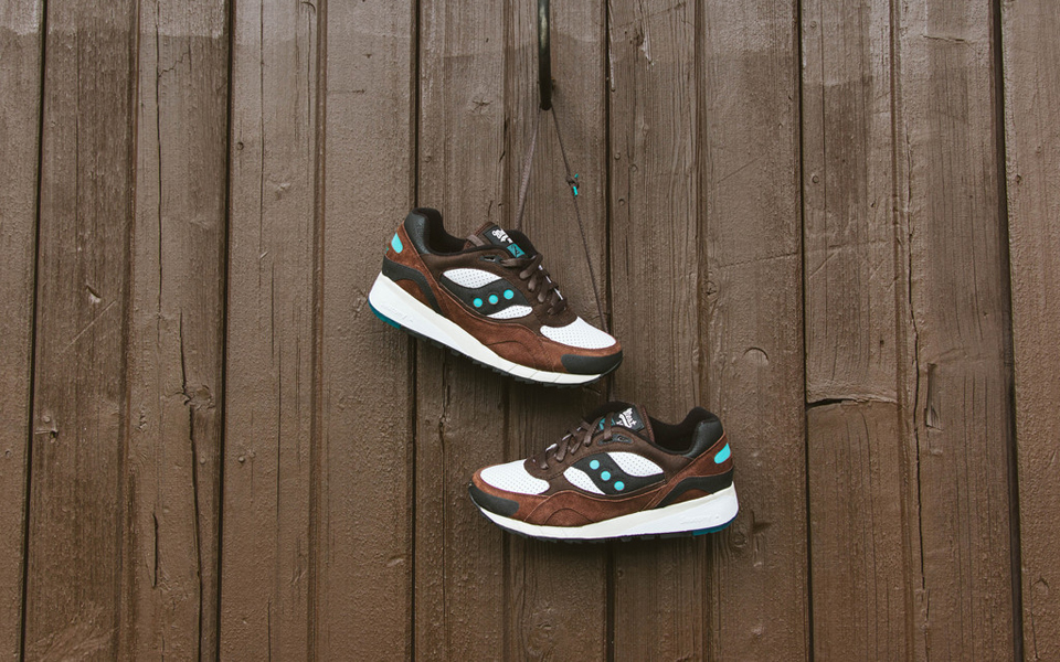 West NYC x Saucony Shadow 6000 'Fresh Water'