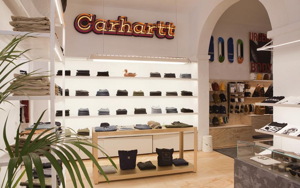 Carhartt WIP sigue apostando por Barcelona