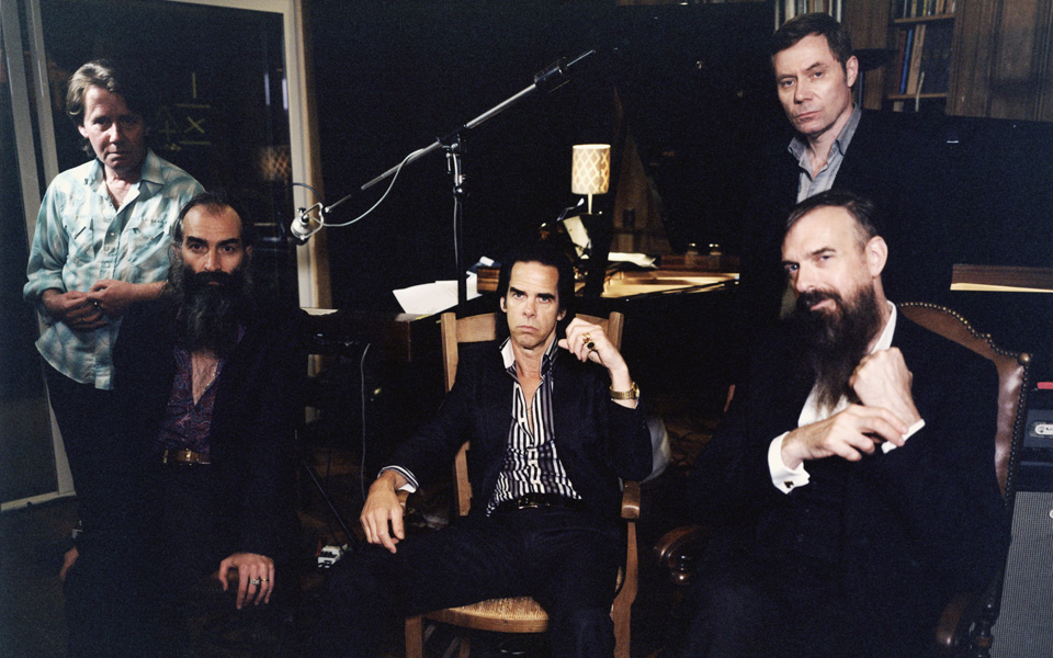 El maravilloso regreso de Nick Cave & The Bad Seeds
