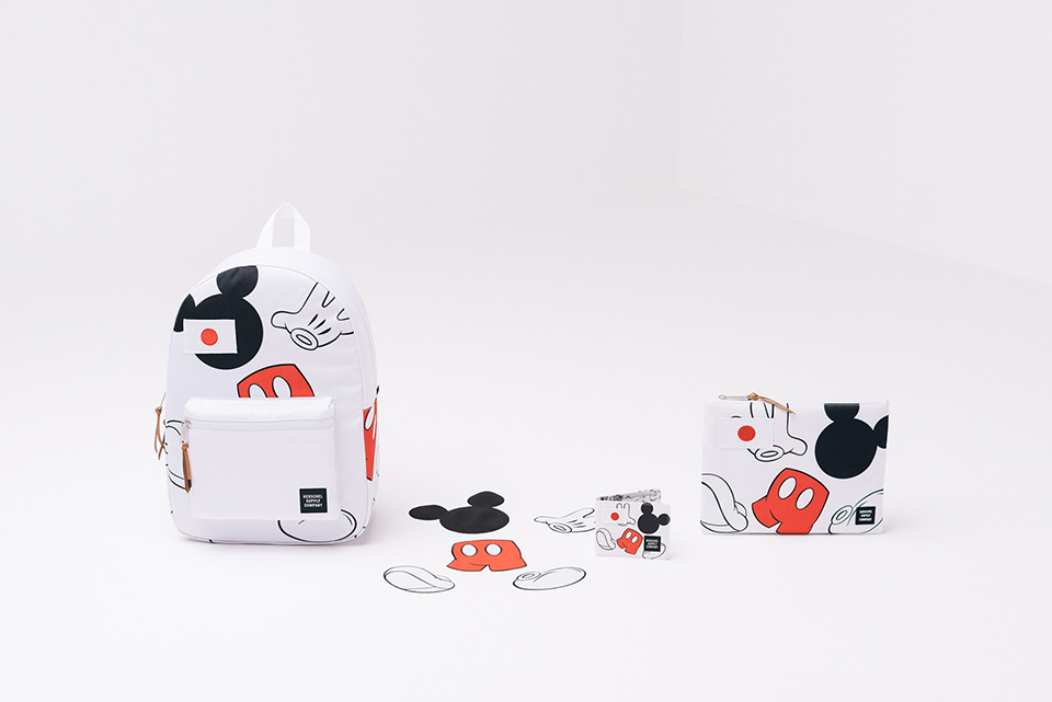La magia de Mickey Mouse llega a Herschel Supply