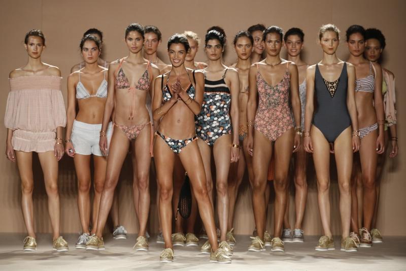 Guillermina Baeza SS17 | o8o Barcelona Fashion