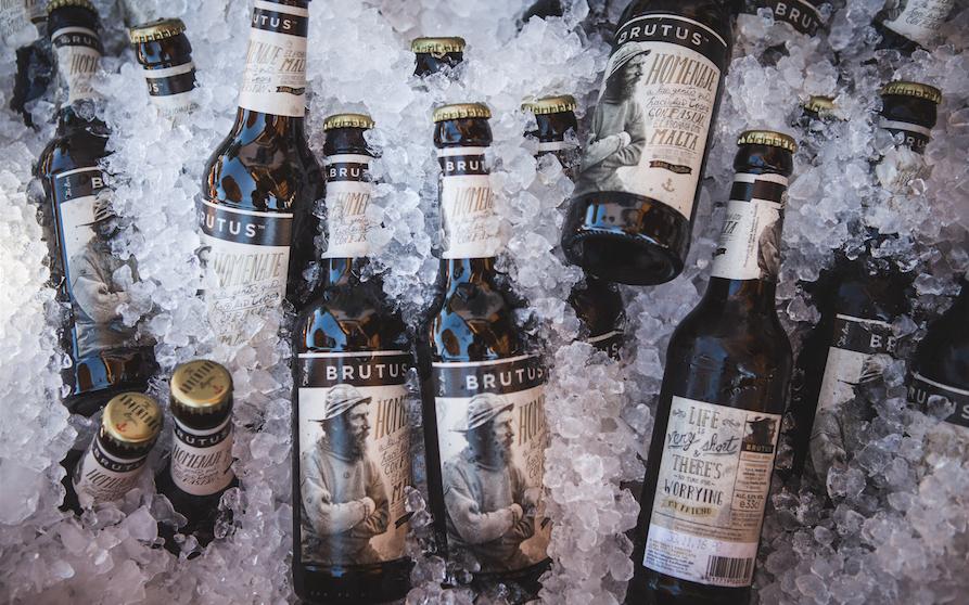 Brutus, tu cerveza para este verano
