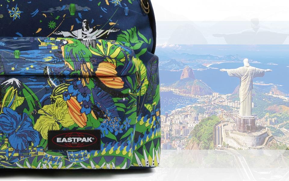 Eastpak edición especial Río de Janeiro