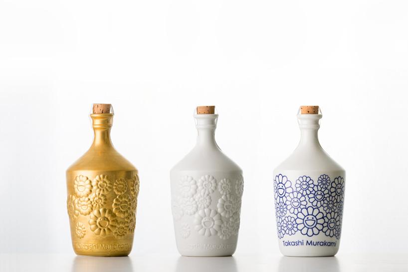 """Takashi Murakami lanza una """"Superflat"""" línea de sake"""
