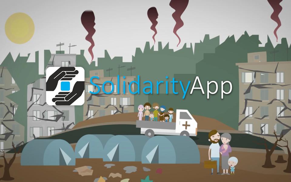 Solidarity App: nunca donar dinero fue tan fácil