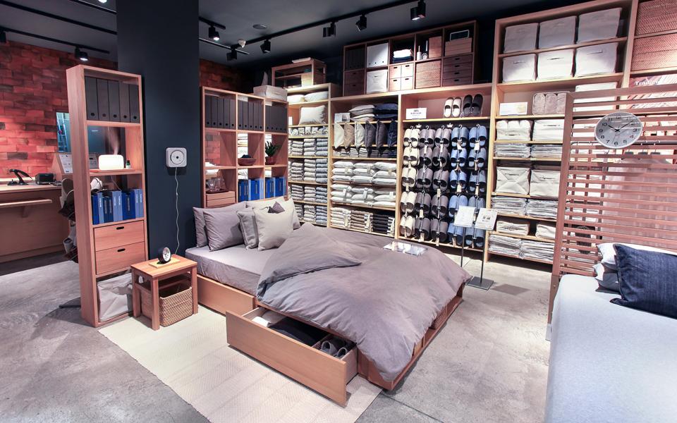 La tienda Muji de Barcelona se reinventa