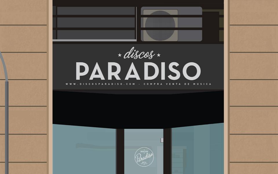 Discos Paradiso, el edén de los melómanos