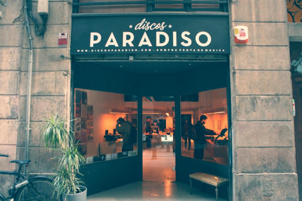 discos paradiso