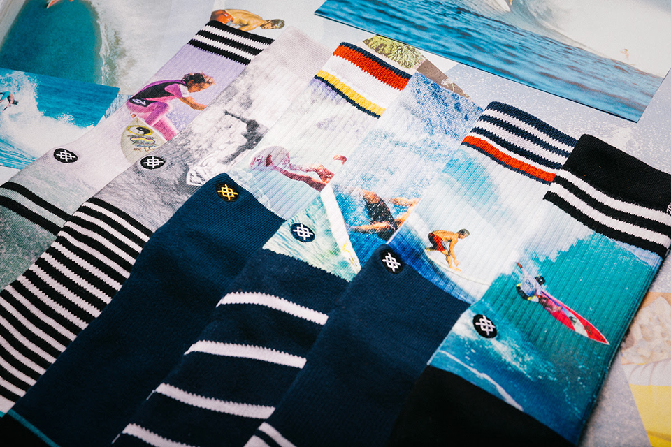 Stance presenta 'Surf Legends'