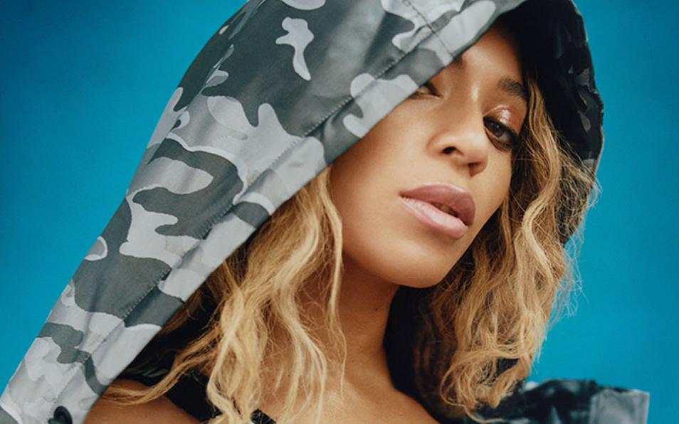 Ivy Park, la firma deportiva de Beyoncé, amplía elenco