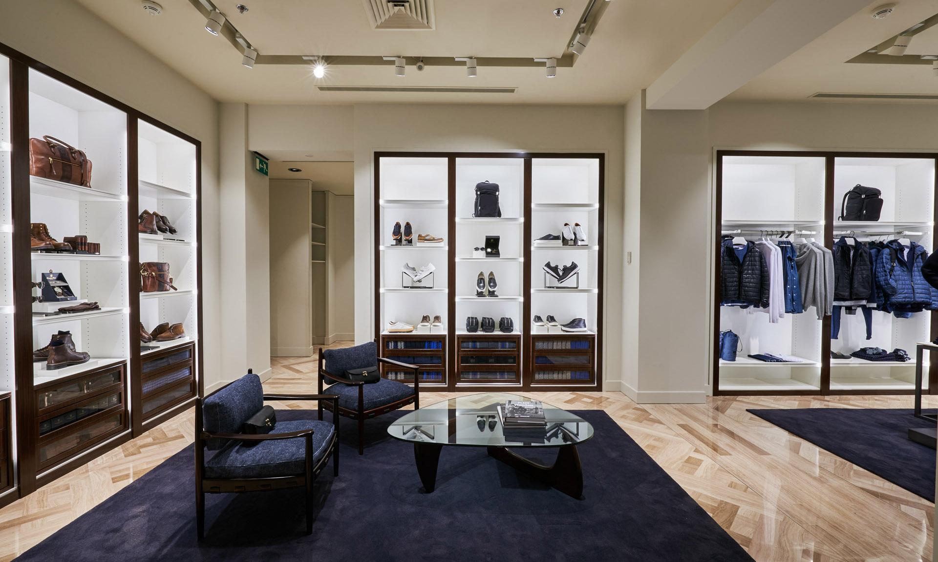 Nueva Flagship Store de Massimo Dutti en Paseo de Gracia