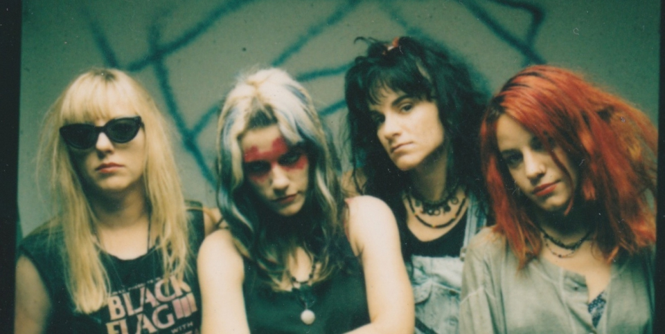 La historia de L7 en un nuevo documental: Pretend we're Dead