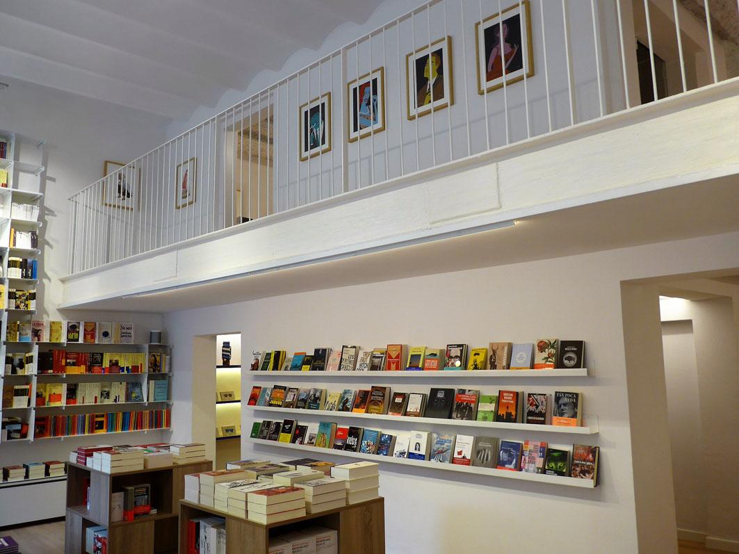 Pasen y lean en Malpaso Librería