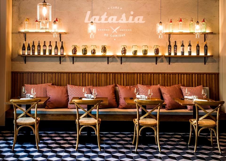 Latasia, cruce de destinos gastronómicos de primera