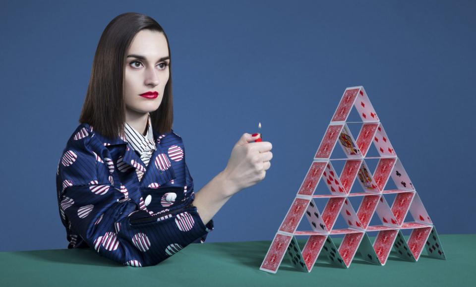 Aleksandra Kingo y su fotografía neo-pop