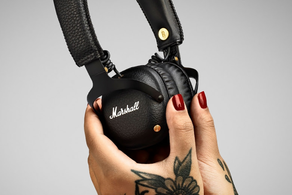 Marshall Mid Bluetooth, +30h música sin cables