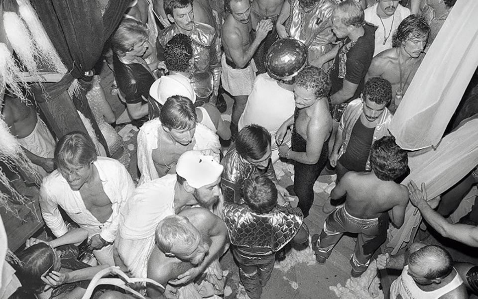 El flash de Meryl Meisler en las discos y afters del Nueva York de los 70's