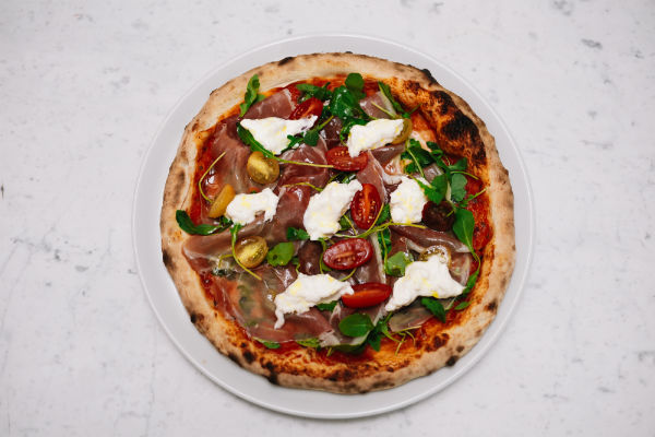 Cecconi's: pizza y pasta con regusto a Soho House