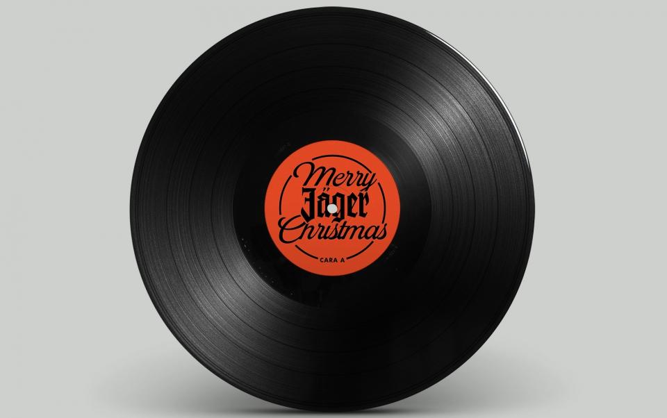 Jägermusic celebra estas fechas con un disco de versiones navideñas