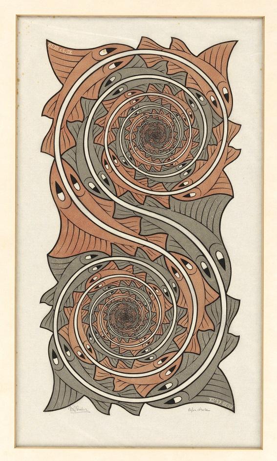 Escher-Vortici