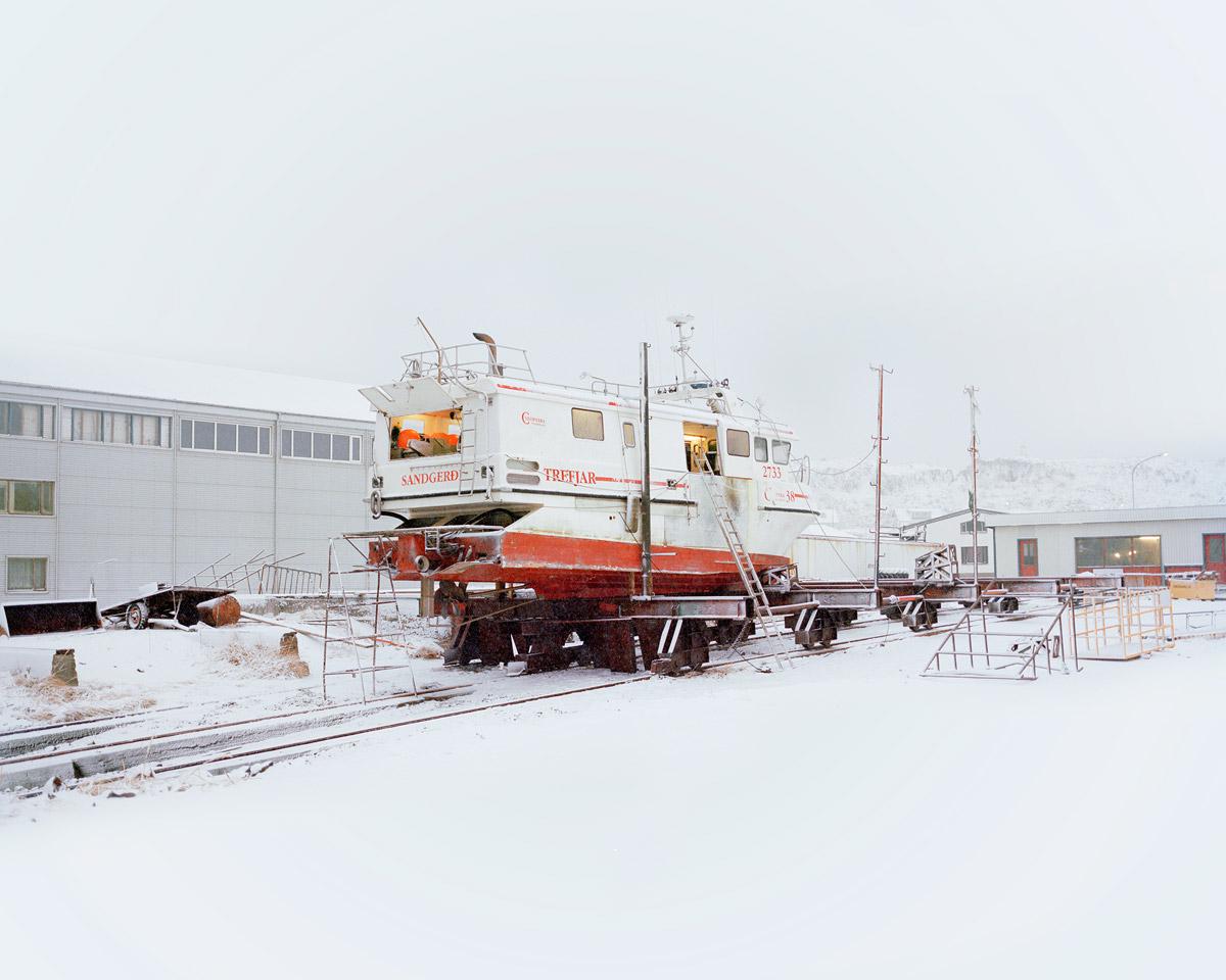 El invierno eterno visto por Benjamin Freedman