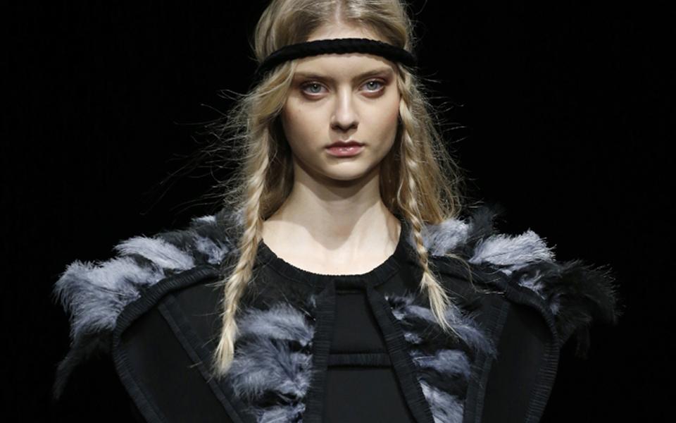 Txell Miras FW17 | o8o Barcelona Fashion