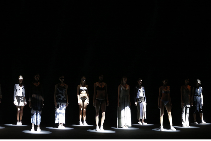 Inauguramos nueva edición del o8o Barcelona Fashion con TCN FW17