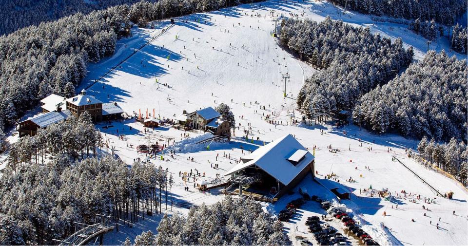La buena música y el esquí se encuentrean en Horizon Festival