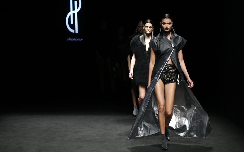 Pilar del Campo FW17 | o8o Barcelona Fashion