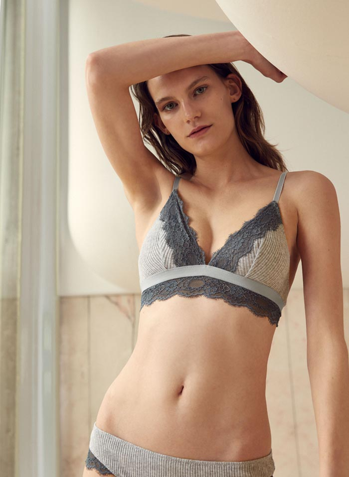 Oysho Lingerie Campaign SS17 28