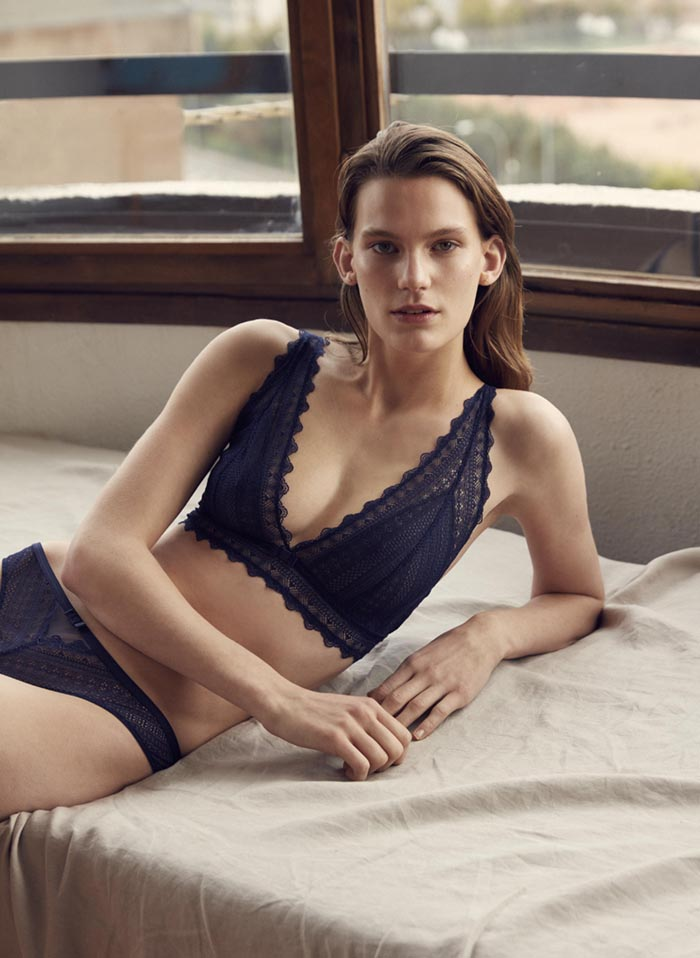 Oysho Lingerie Campaign SS17 31
