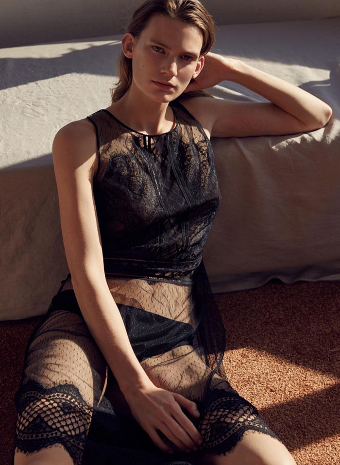 Oysho Lingerie Campaign SS17 7