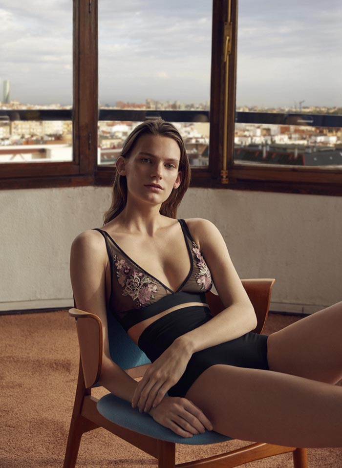Oysho Lingerie Campaign SS17 9