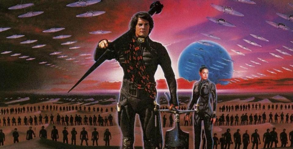 'Dune' de Frank Herbert es llevada de nuevo al cine
