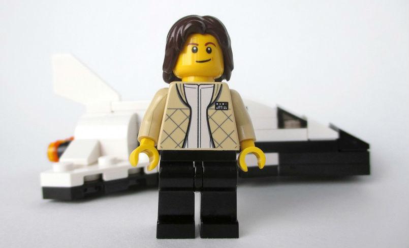 LEGO lanza una nueva serie de mujeres de la NASA