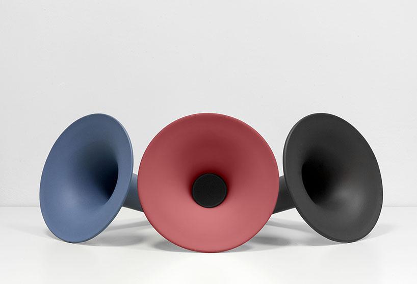 Paolo Cappello une artesanía y sonido Hi-Fi en 'Luciano'