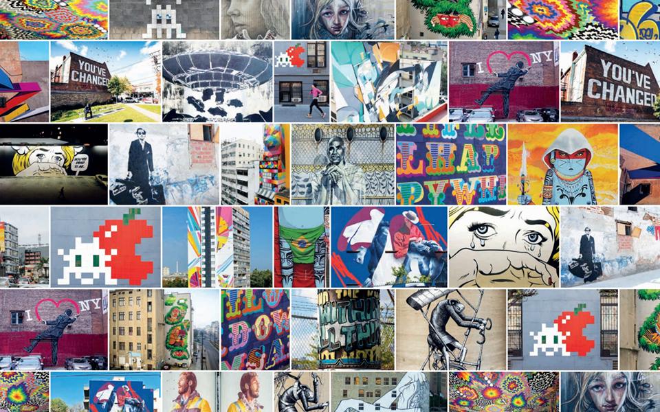 Lonely Planet y su apasionante viaje por el Street Art