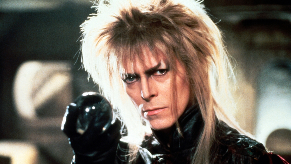 Labyrinth, la cinta de culto de Bowie, tiene segunda parte