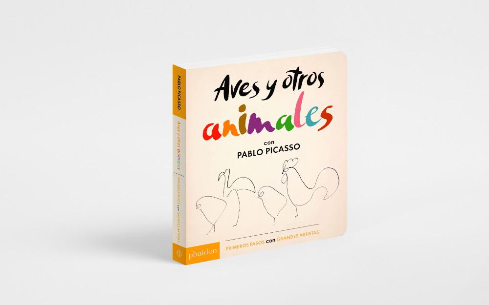 Aves y Otros Animales: descubrir el reino animal a través del trazo Picassiano