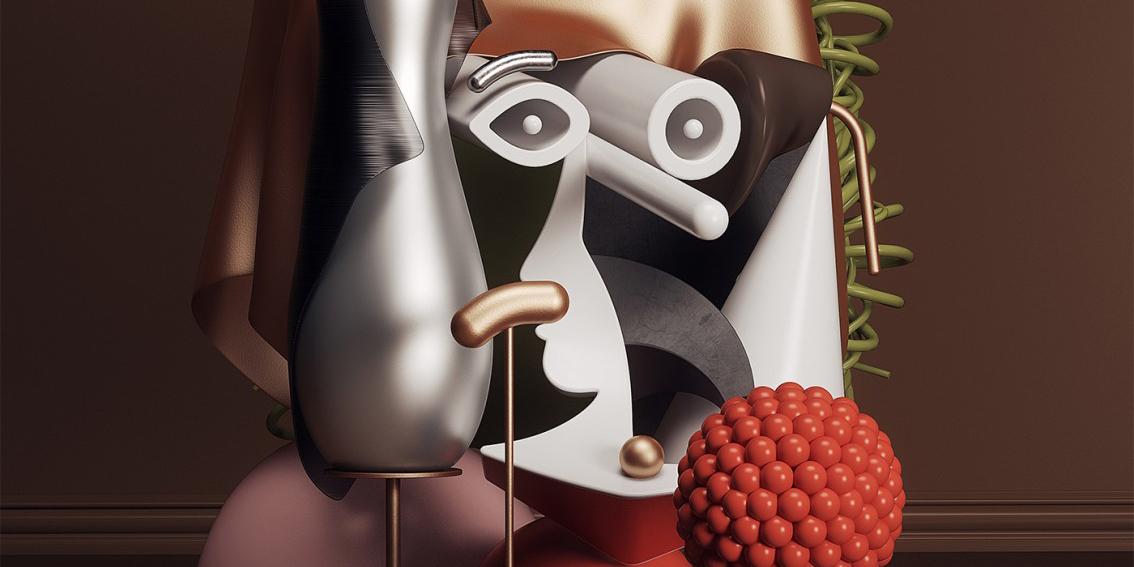MIMIC, Omar Aqil y su 'colaboración' con Pablo Picasso