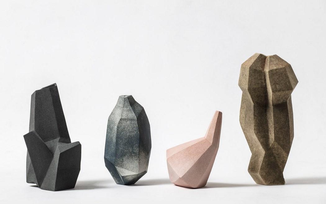 La cerámica tallada de Turi Heisselberg Pedersen