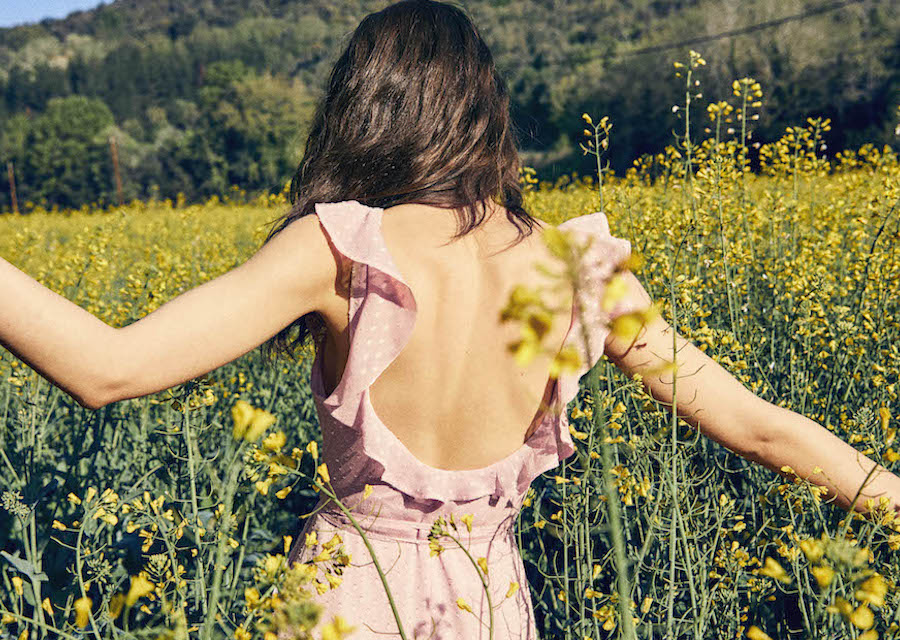 Bershka Let it bloom! Summer vibes from Malibu