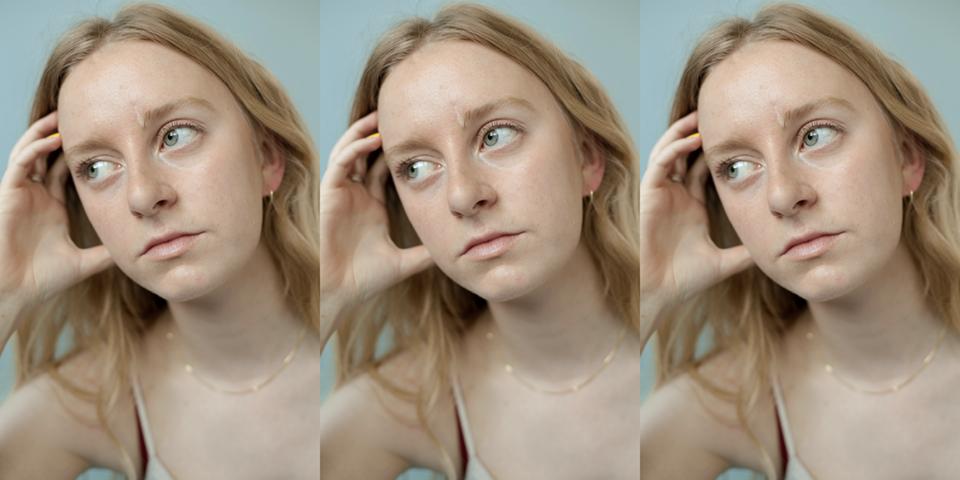 Sophie Mayanne o cómo encontrar la belleza en las marcas de la vida