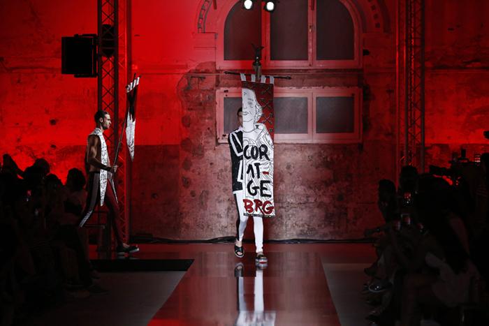 Miquel Suay SS18 | o8o Barcelona Fashion
