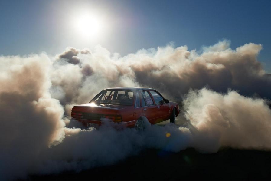 Simon Davison: pasión por el automóvil